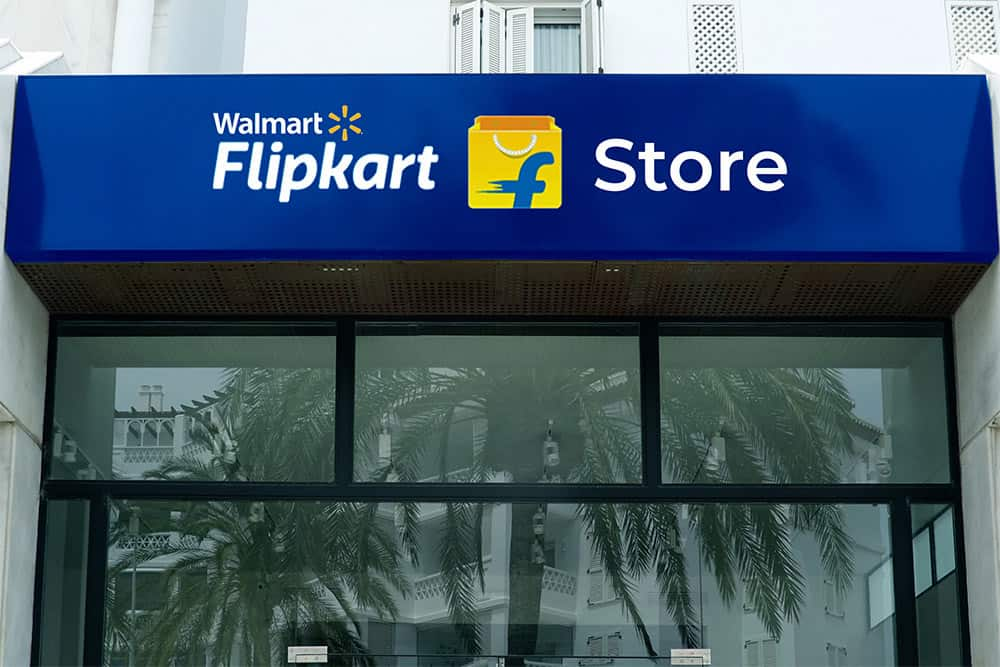 Flipkart-Acquire-Walmart,-Launches-Walmart-Wholesale
