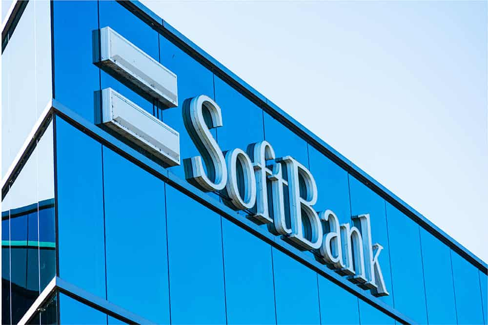 story behind the success of SoftBank