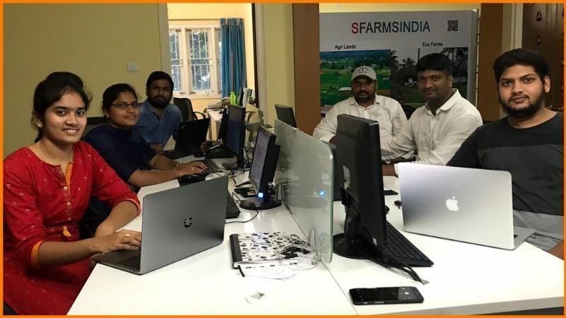 SFarmsIndia Team