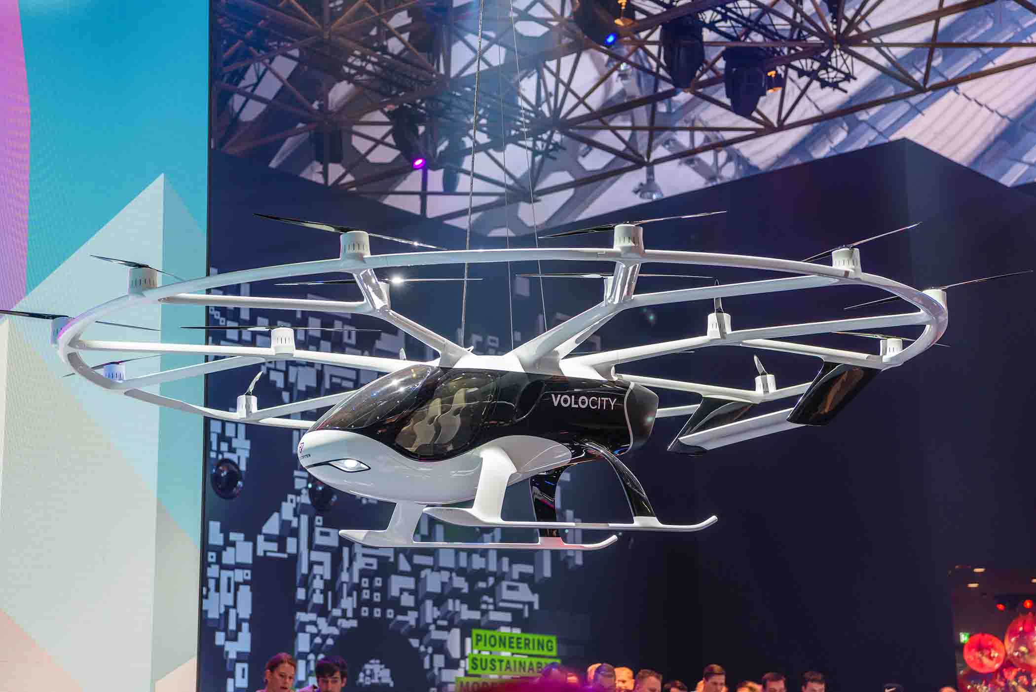 startup Volocopter