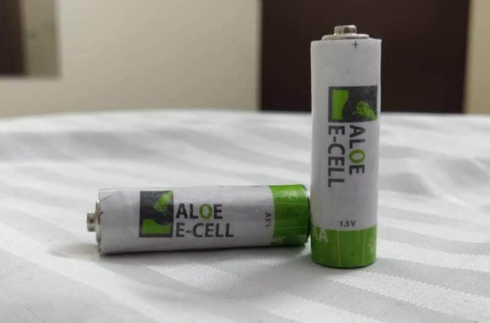 Aloe E-cell