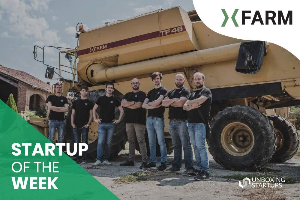 xFarm Startup Of The Week