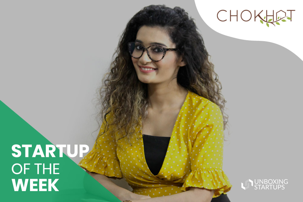chokhat startup of the week