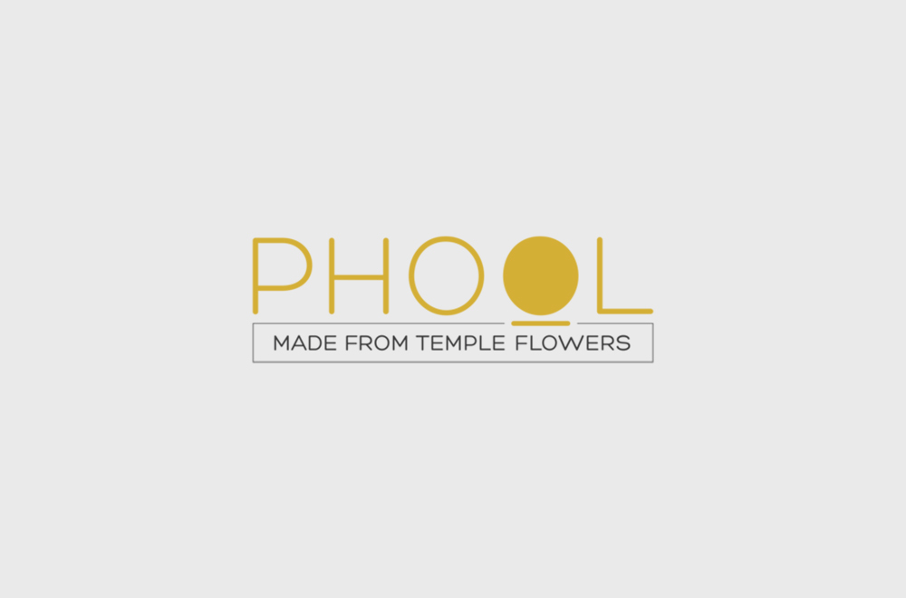 Phool That Turns Wasted Temple Flowers Into Incense Sticks