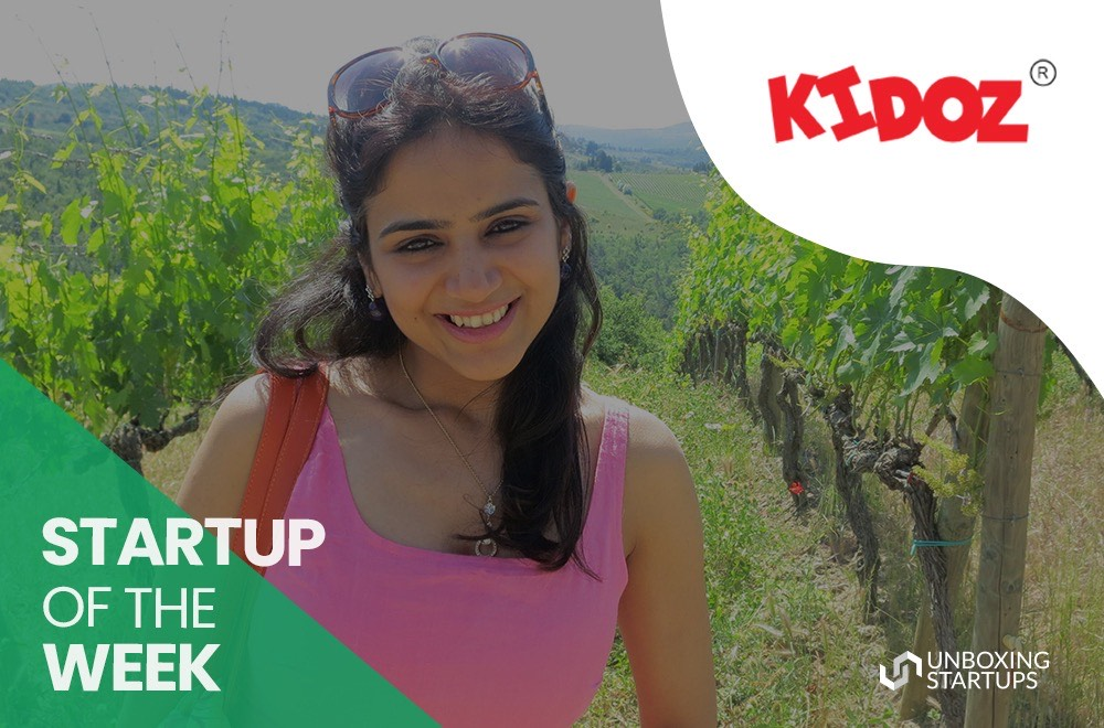 Kidoz Startup Of The Week