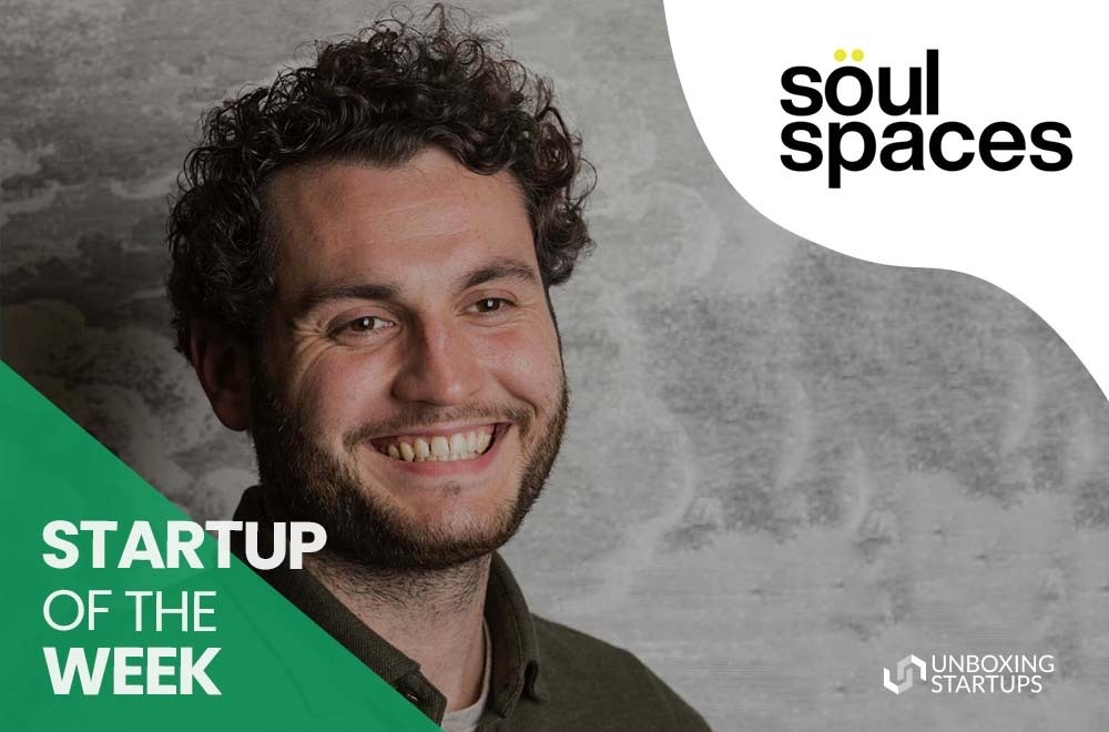 Soul Spaces - Startup Of The Week