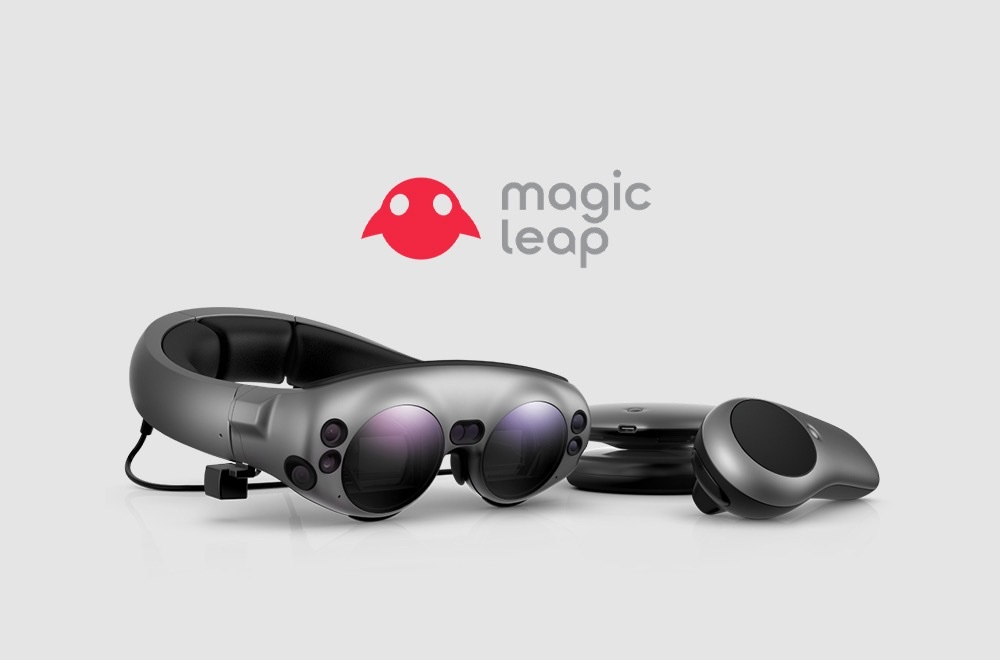 Magic Leap - Augmented reality platform for Enterprise