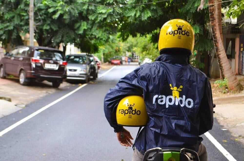 Rapido Bike Taxi - India's largest bike taxi app