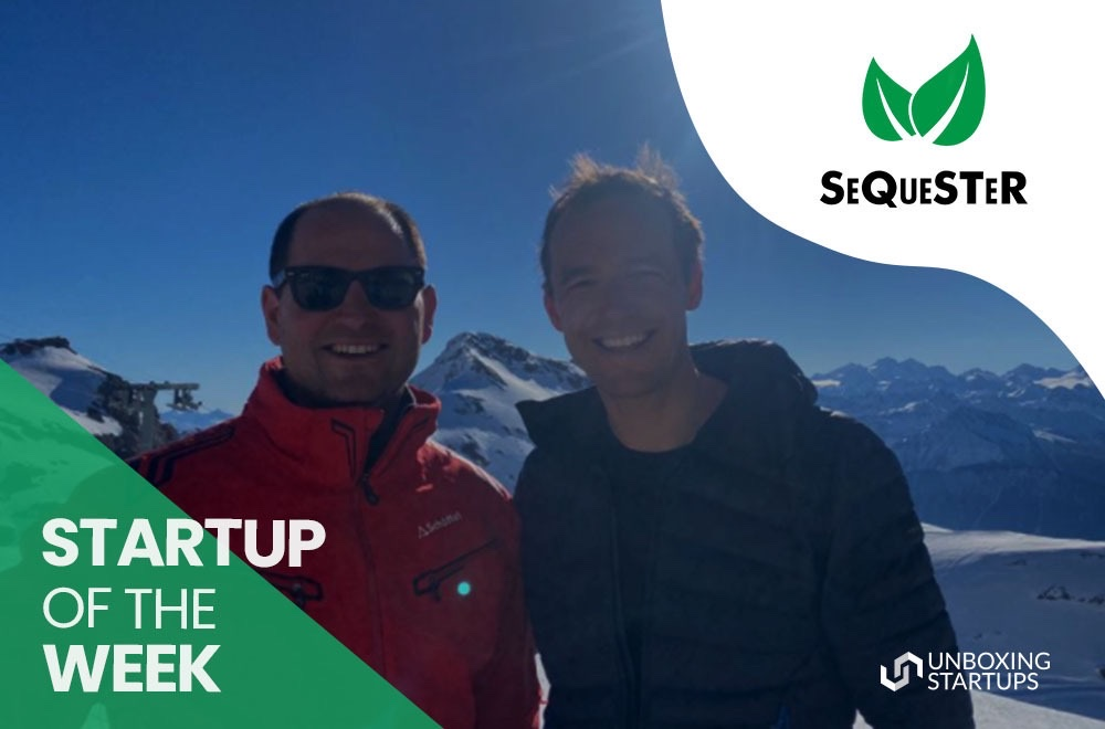 Sequester (SQSTR) - Startup of the Week