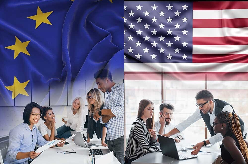 US and European startup ecosystems