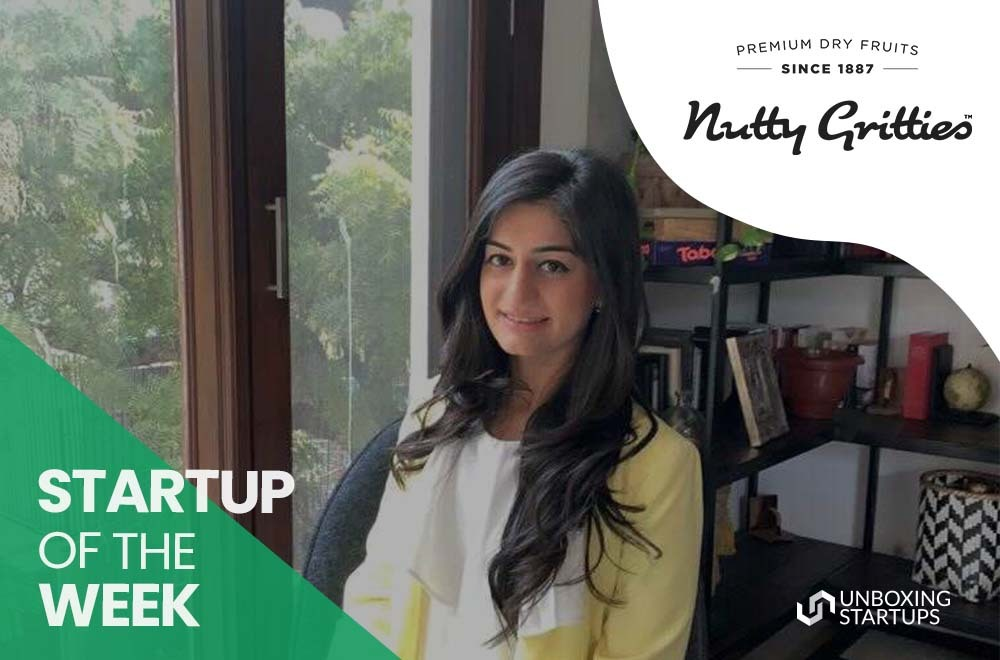 Startup of the Week – Nutty Gritties