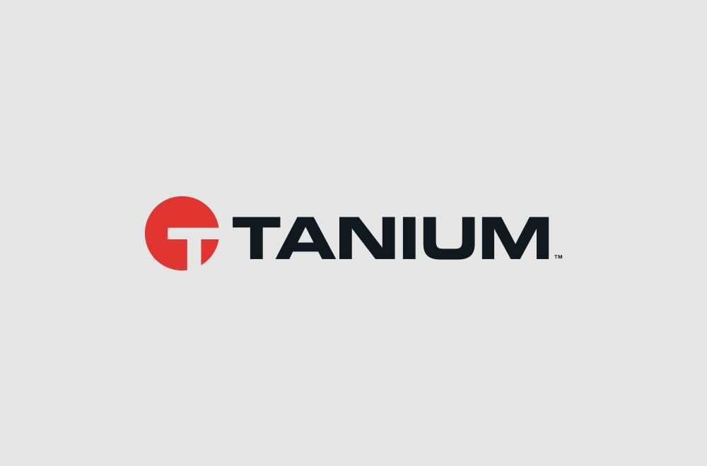 Tanium is a Security and Systems Management Platform that Allow Real-Time Data Collection at an Enterprise Scale