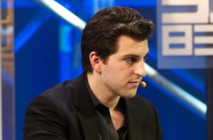 Brian Chesky – Co-founder of Airbnb