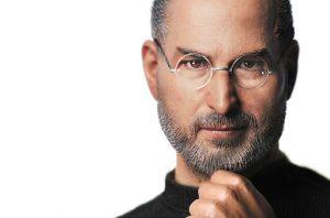 Steve Jobs – Co-founder of Apple