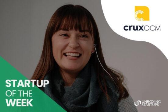 CruxOCM Startup Of The Week