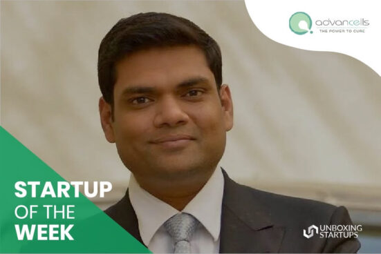 Advancells - Startup Of The Week