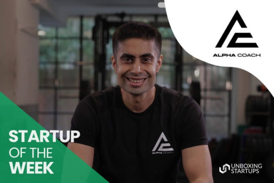 Alpha Coach - Startup Of The Week