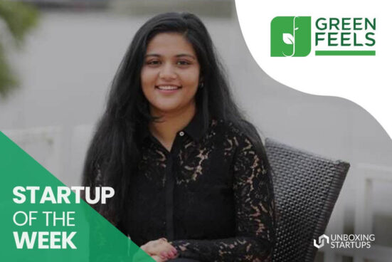 Green Feels - Startup of the week